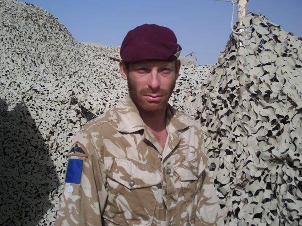 Greenwich ex-paratrooper, Keith Abraham, kicks off Tai Chi