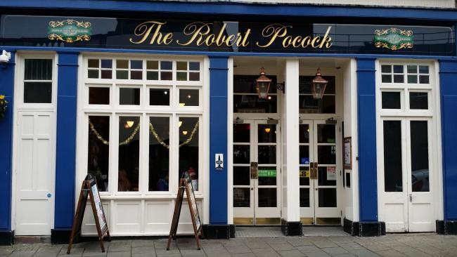 The Robert Pocock in Thorn Lane, Gravesend