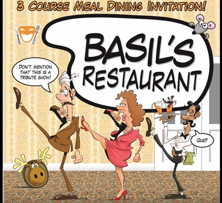 Comedy Dinning - Fawlty Towers - Limited Availability