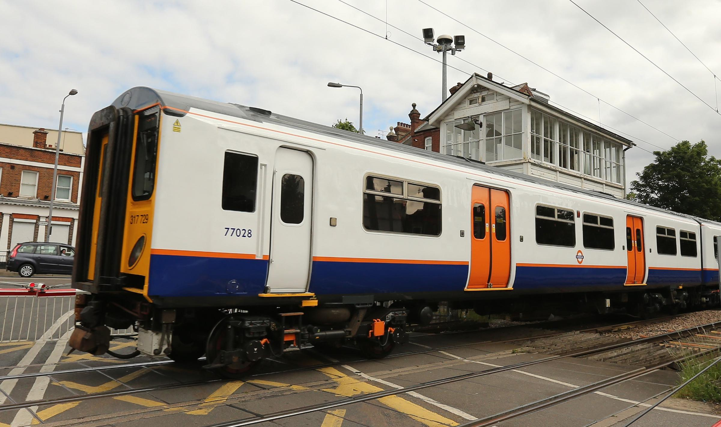 Delays on the Overground due to fault at Brockley