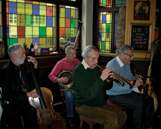 Trad Jazz at The Princ