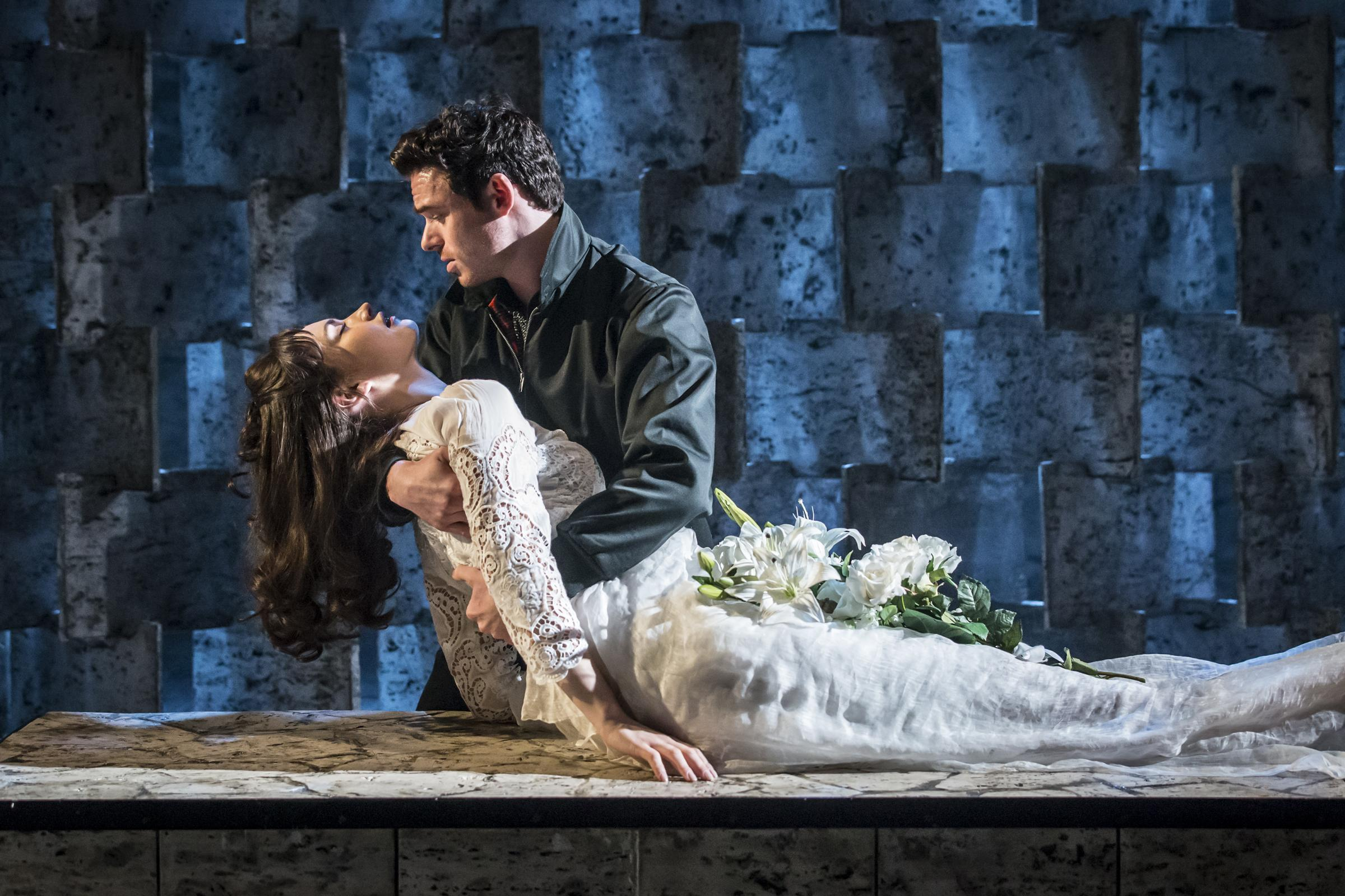 Romeo and Juliet review: Esher's Lily James mesmerises in the West End
