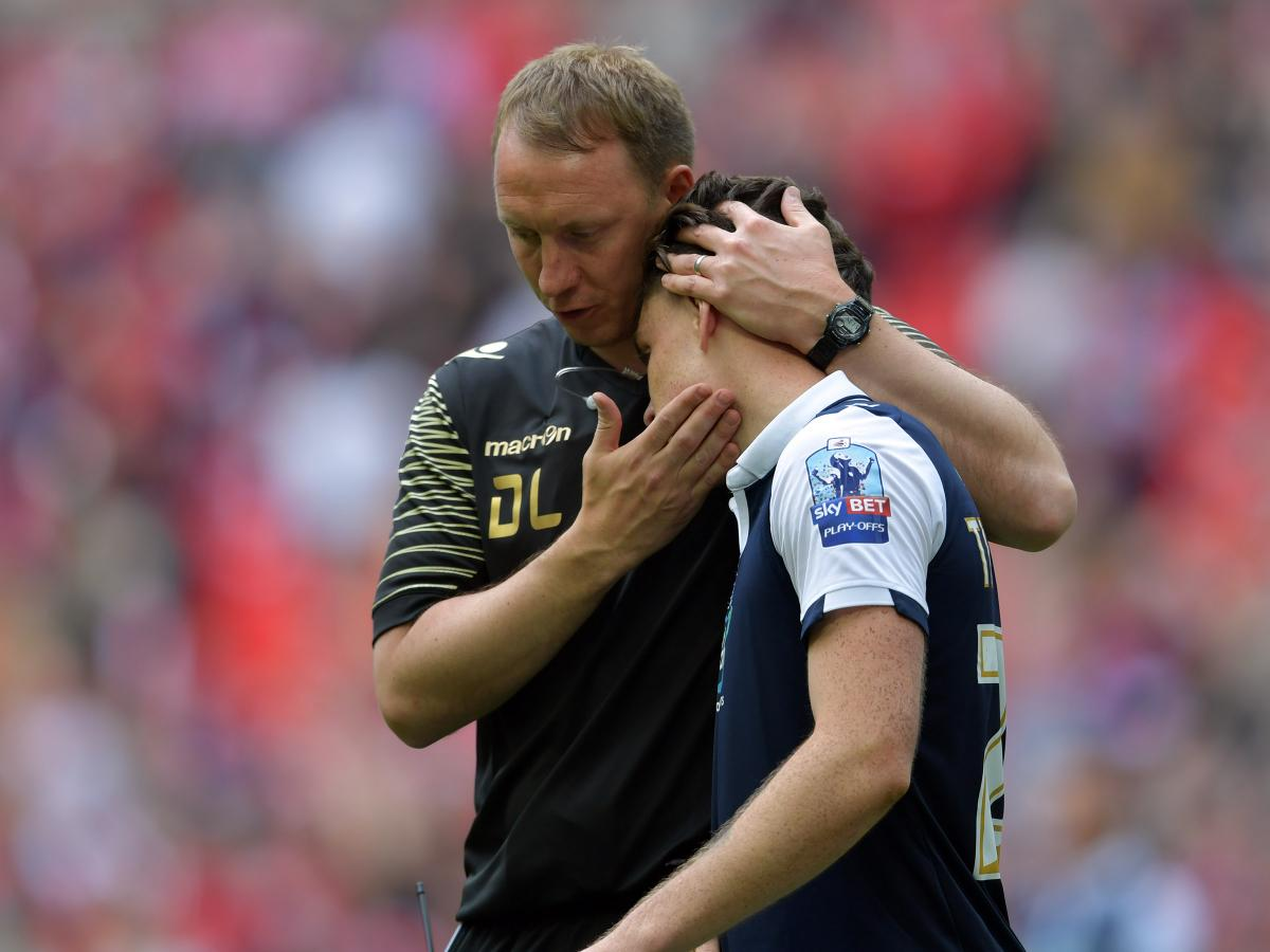 ben thompson admits millwall failed to turn up and says barnsley