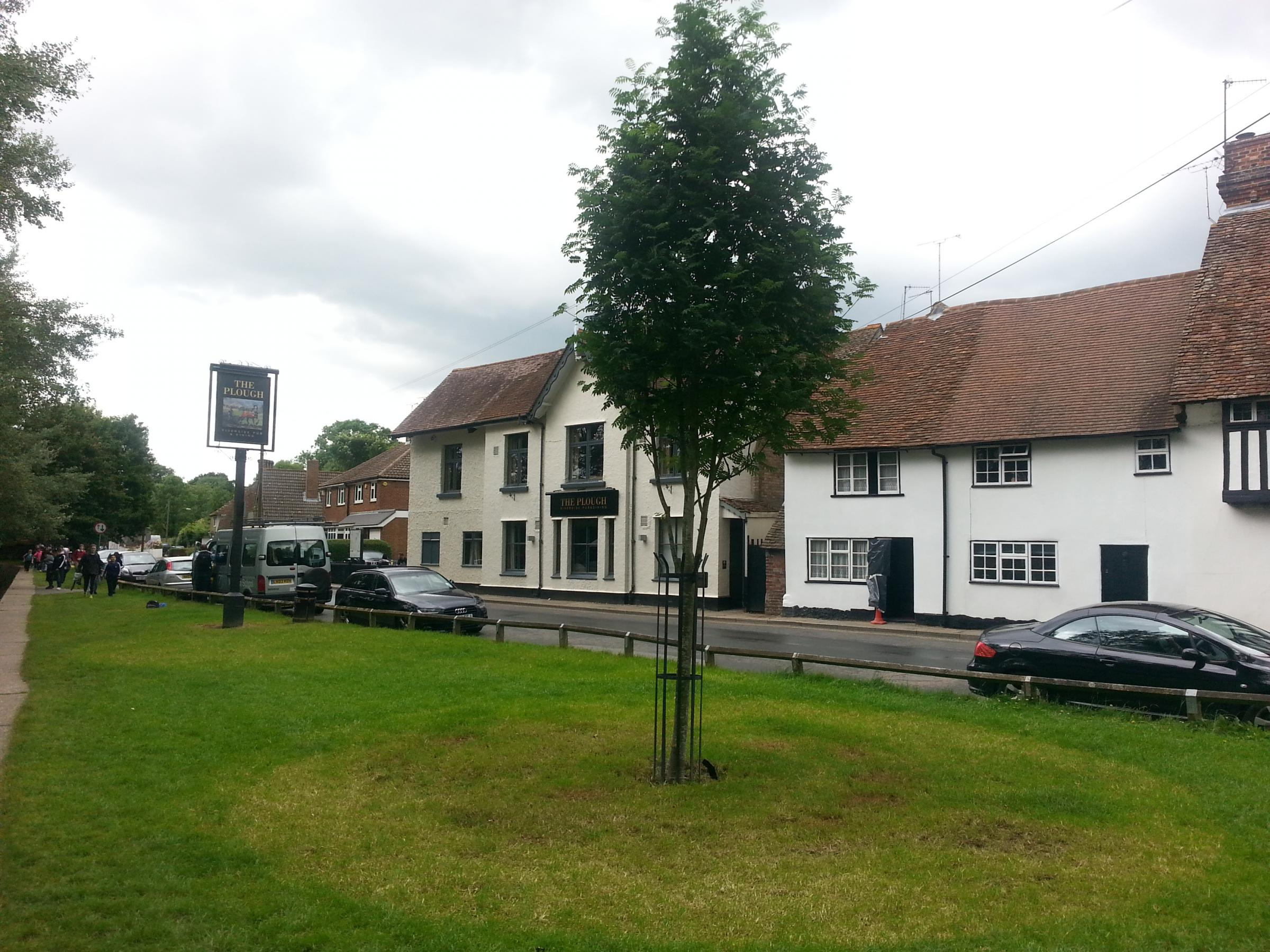 PubSpy reviews The Plough Inn, Eynsford