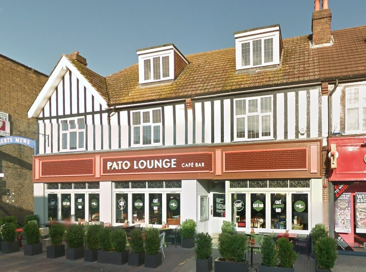Pato Lounge, Orpington. Picture: Googlemaps