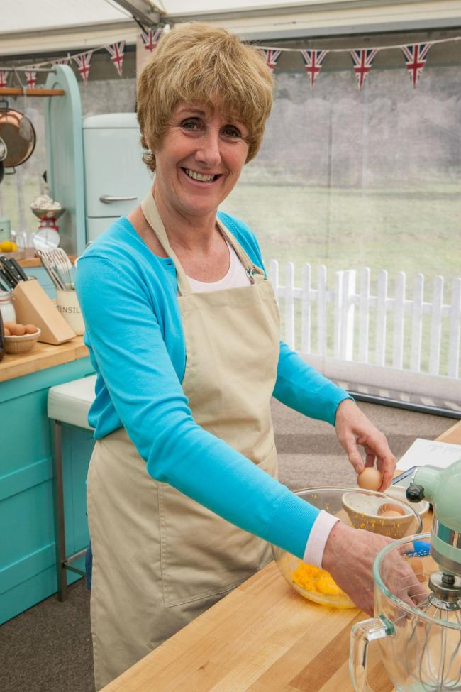 Great British Bake Off 2016 contestant Jane Beedle - Photographer: Mark Bourdillon