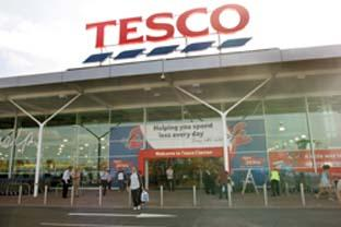 News Shopper: Supermarket giants - Tesco and Sainsbury's can absorb the cost of fuel increasing because of their size. (26865-2 & 43492-a)