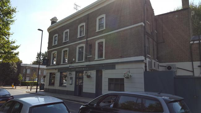 PubSpy reviews The Brookmill, Deptford