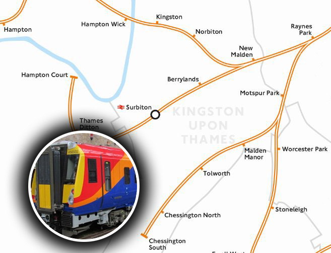 New map shows how south London stations could become part of