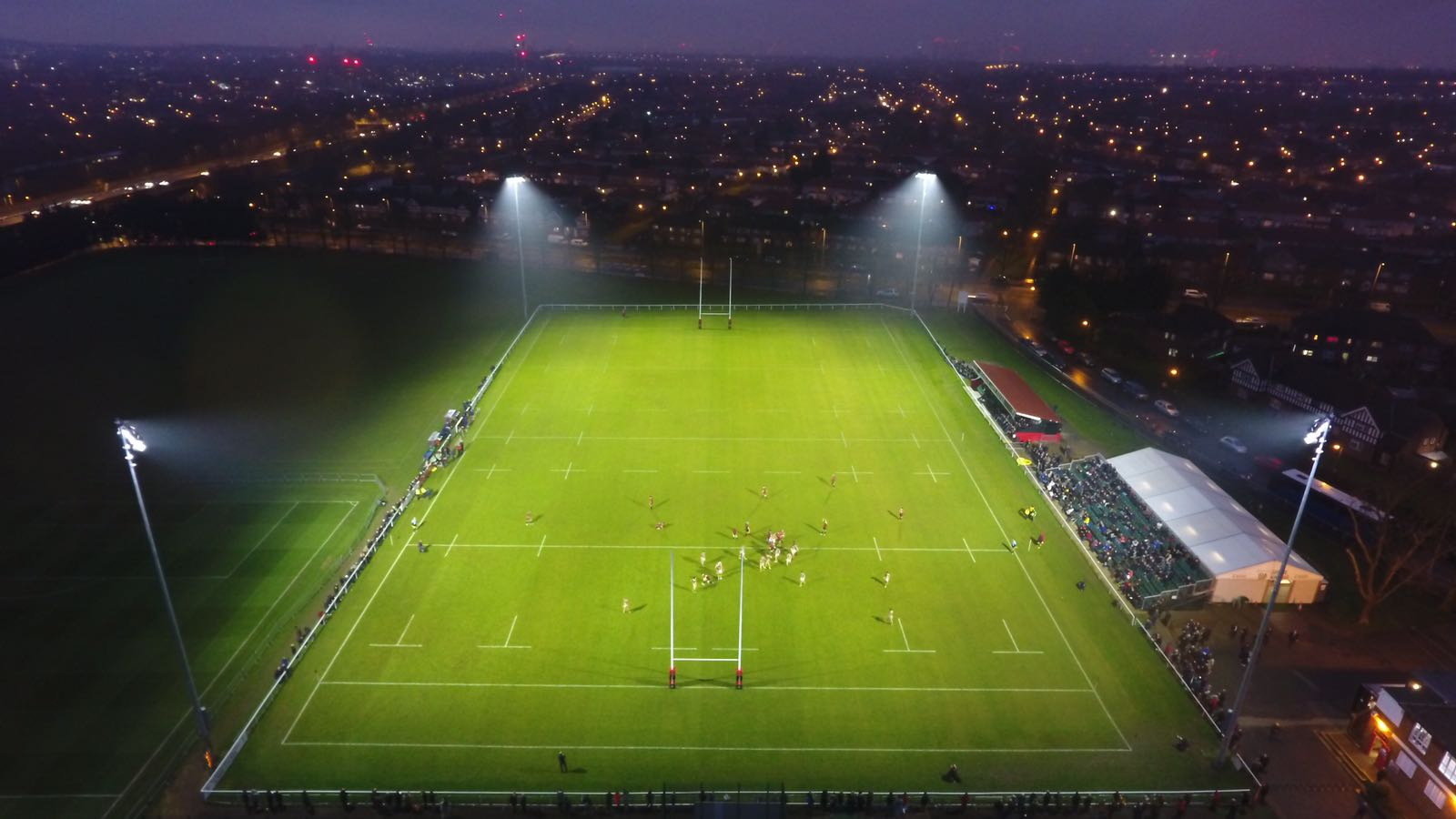 Club to Host International Rugby Once Again