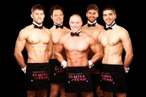 Could you join the Butlers with Bums brigade of blokes in the buff?