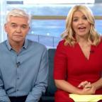 News Shopper: Holly Willoughby apologises after Joey Essex swears on This Morning