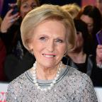 News Shopper: Mary Berry advises Bake Off contestants: Keep the tears in check