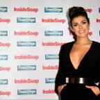 News Shopper: Kym Marsh is proud of Corrie for tackling truthful stillbirth storyline