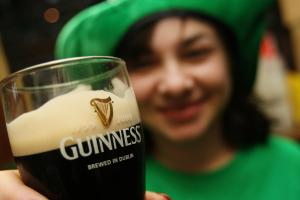 St Patrick's Day takes place on March 17, so it's a good time to celebrate Irish achievements