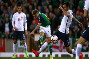 Ward and Washington on-target as Northern Ireland see off Norway