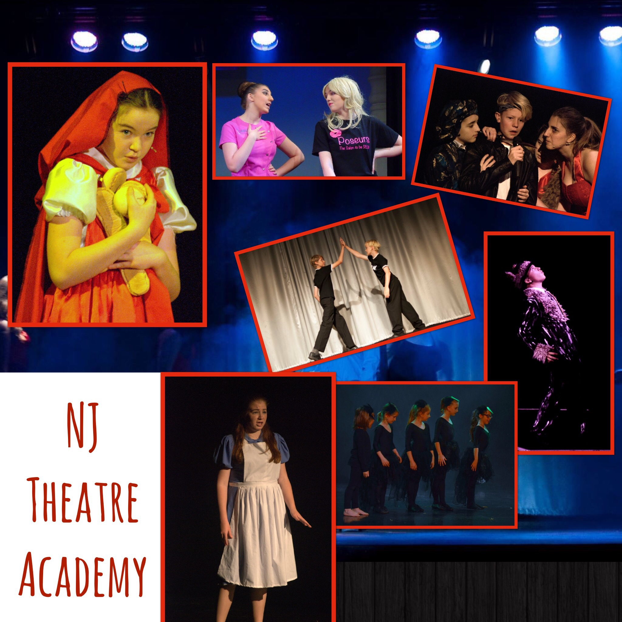 NJ Theatre Academy 'Free Open Day' 28th April