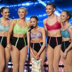 News Shopper: Just Us dance troupe claim Alesha's Golden Buzzer and a slot in the BGT semi-final