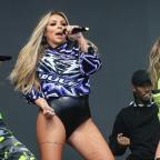 News Shopper: Little Mix singer Perrie Edwards gets down and dirty with f-word gaffe