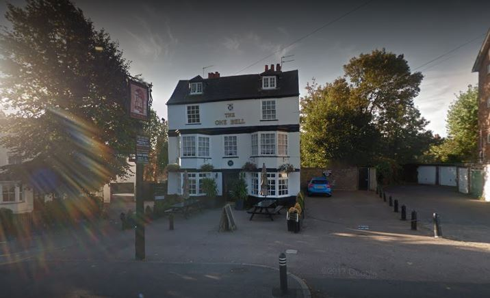 'You can't beat a bit of Bullard' - Pubspy reviews The One Bell in Crayford