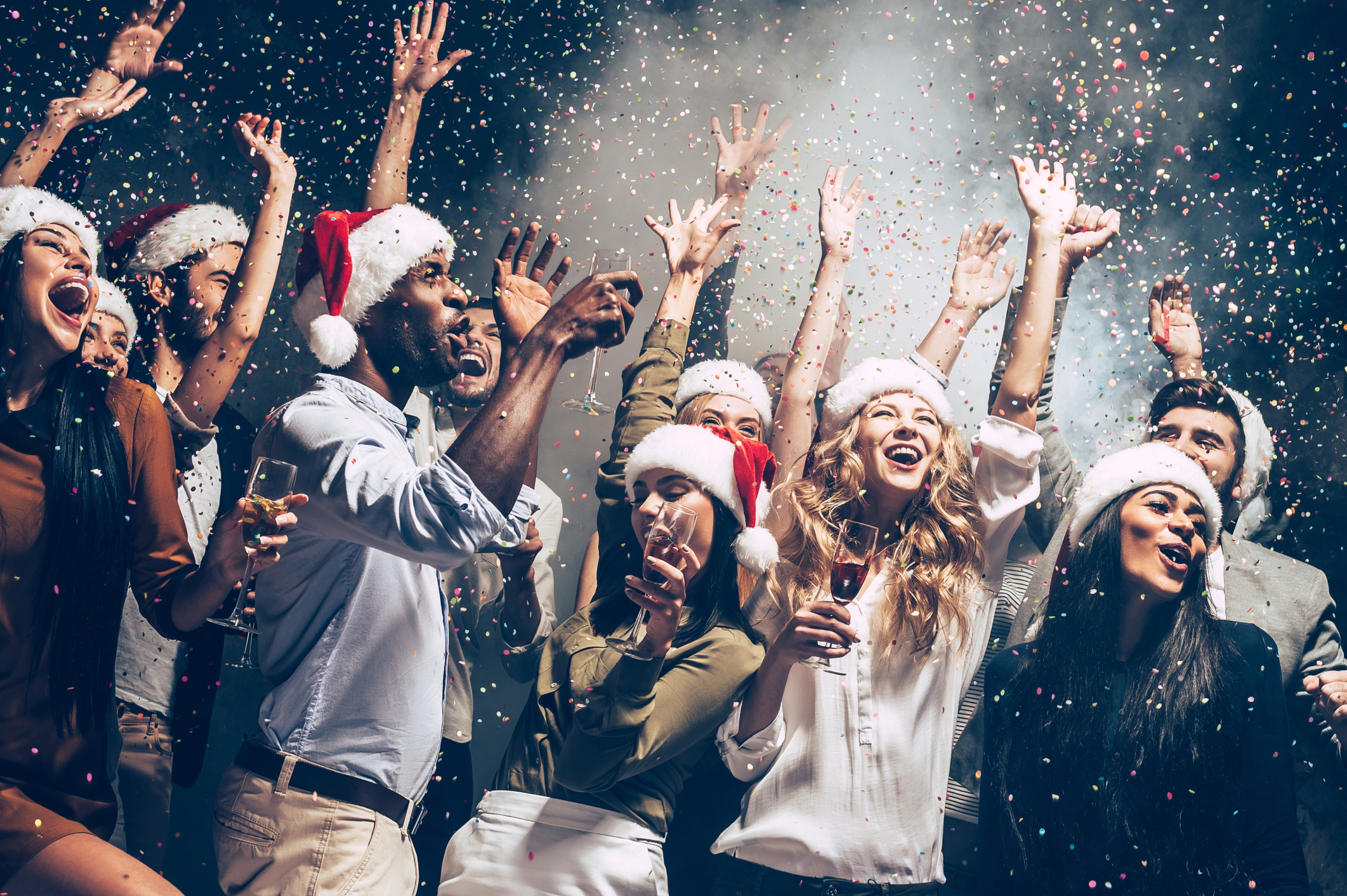 Enjoy Christmas and New Year celebrations without the distraction of work. Photo: Getty Images