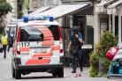 Police are still searching for the Schaffhausen attacker