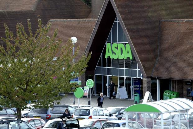 News Shopper: The Asda store in Holmers Farm Way