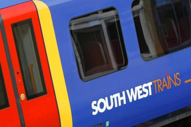 All lines blocked between Waterloo and Clapham Junction