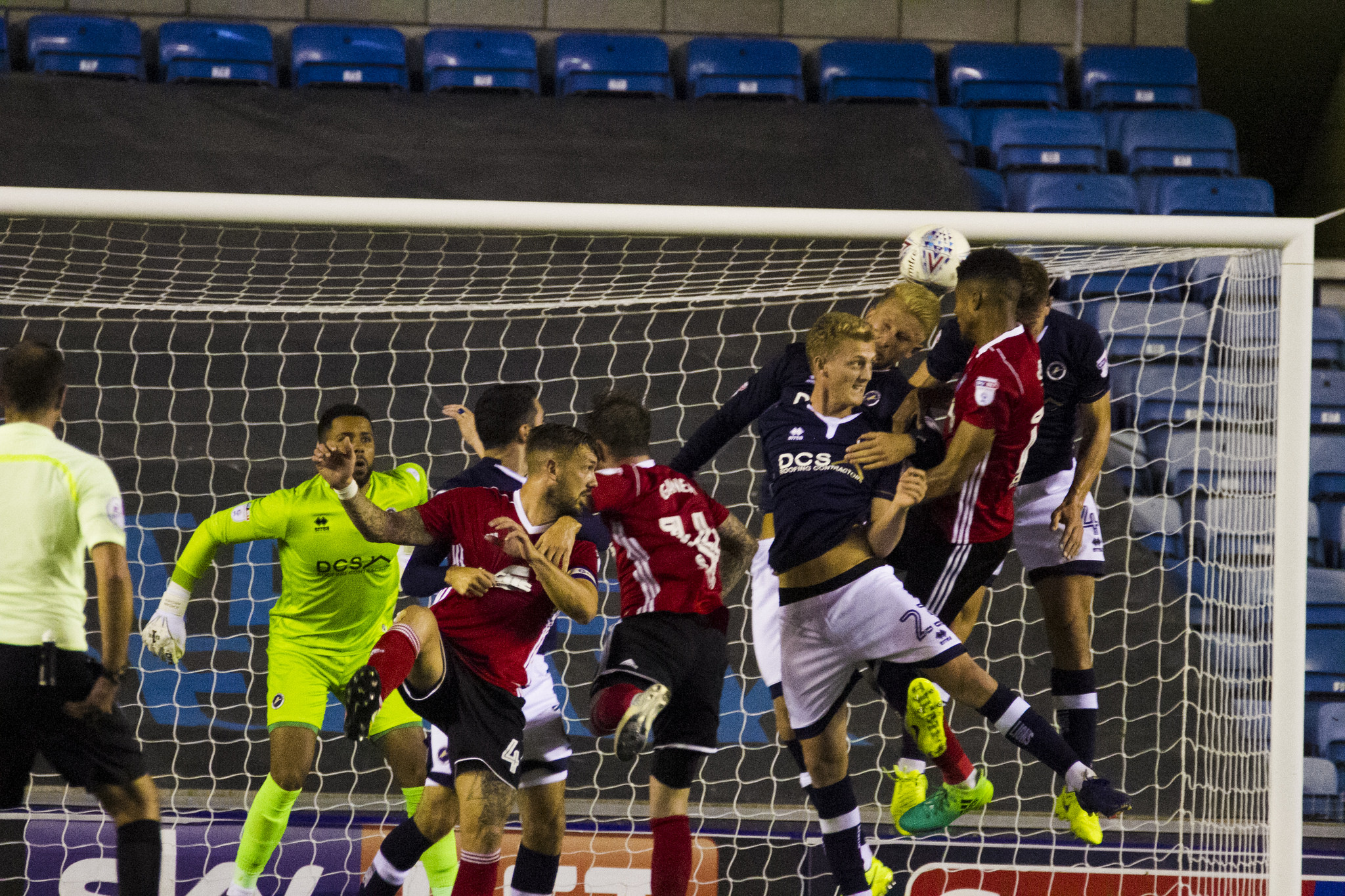 Millwall drew 2-2 at Loftus Road with Queens Park Rangers