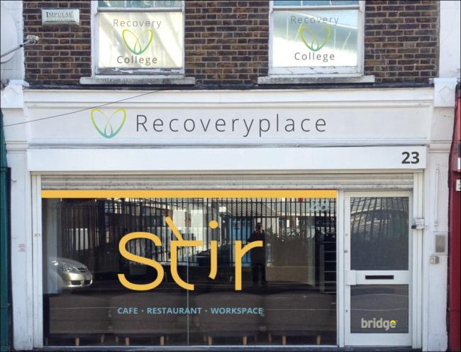 Exciting new social enterprise café, Stir, to open in Woolwich