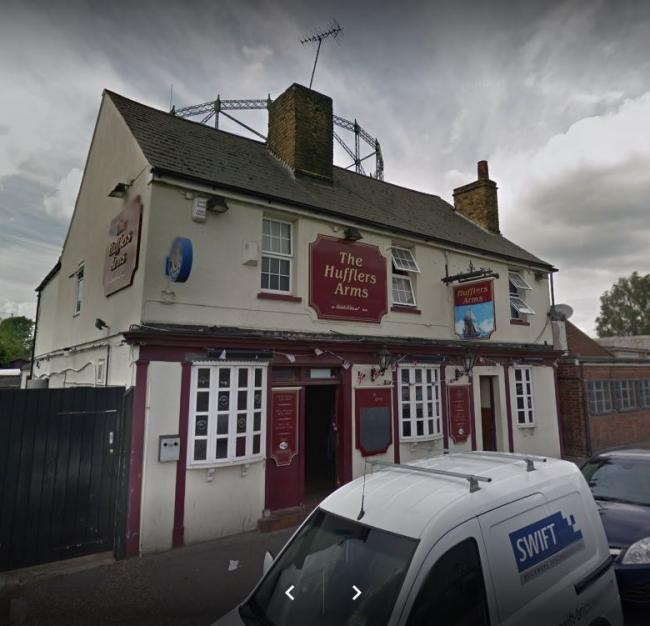 The Hufflers Arms/Google Maps