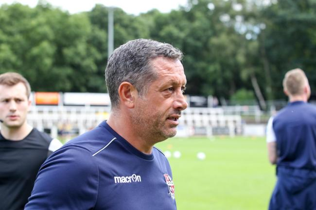 Bromley Boss Neil Smith saw his side defeated twice over the Bank Holiday weekend to Dagenham and Redbridge and Sutton United