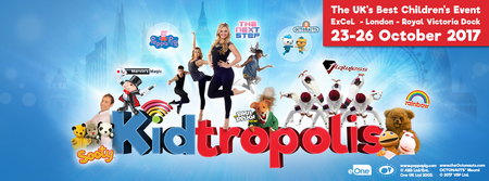 Kidtropolis TUESDAY AM 24/10/2017