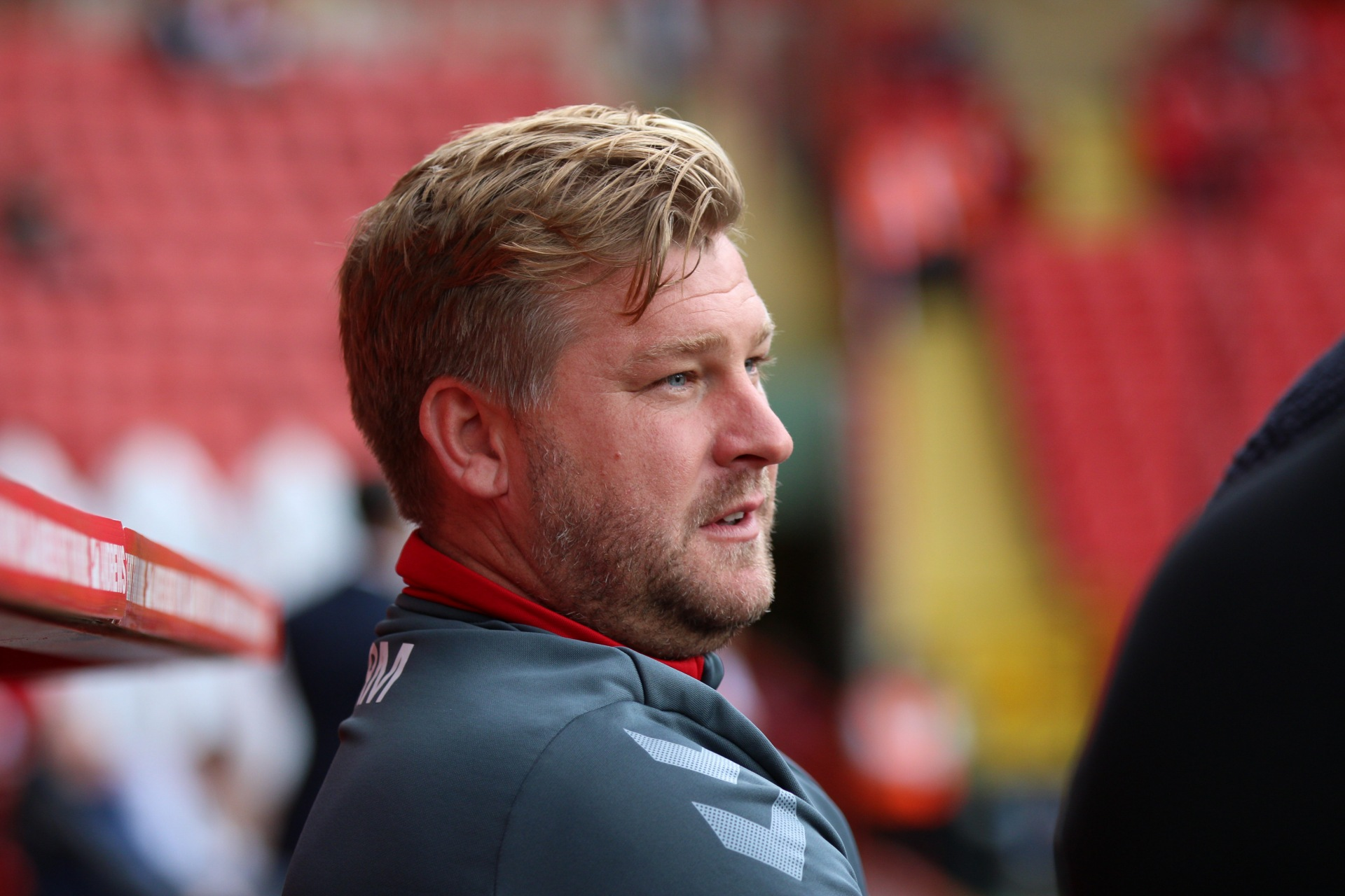 Karl Robinson | Picture: Ben Peters Photography