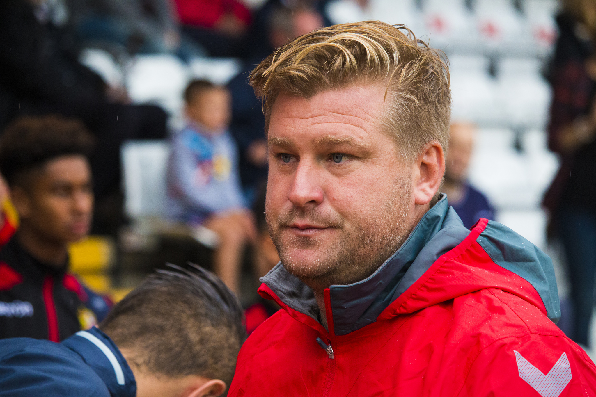 Karl Robinson | Picture: Benjamin Peters Photography