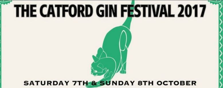 Tickets have been selling fast for Catford's first gin festival