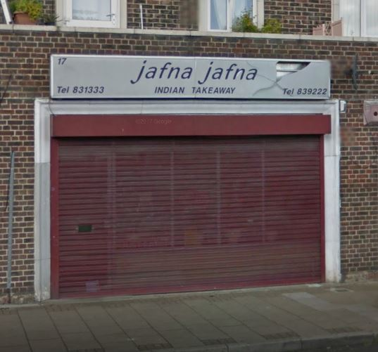 Jafna Jafna was told it needs to improve its food hygiene standards