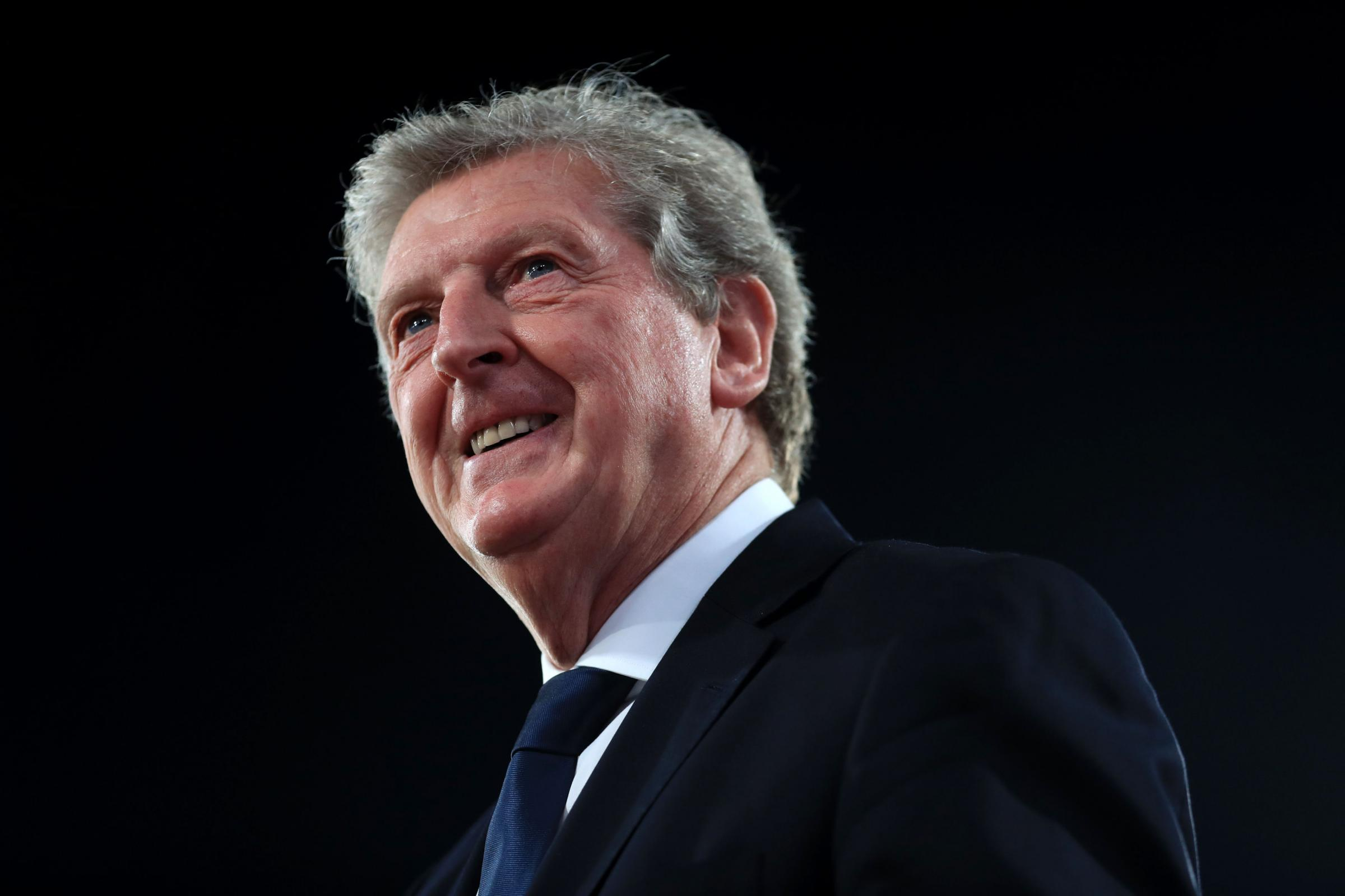 Crystal Palace boss Roy Hodgson | Picture: PA