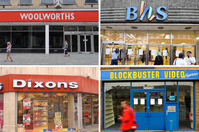 From Allders to Woolworths: A nostalgic look back at 11