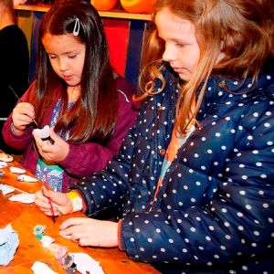 Halloween Craft, Half Term, Enfield, Forty Hall, London, kids, children, workshop
