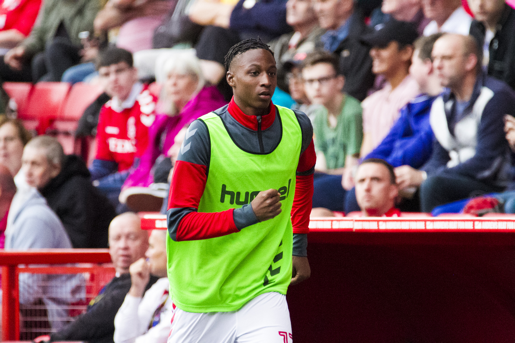Joe Aribo | Picture: Benjamin Peters Photography