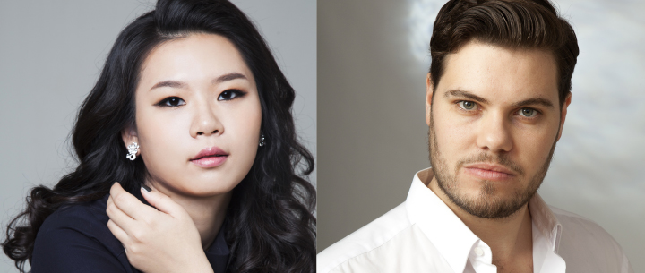 Jette Parker Young Artists Recital: Haegee Lee soprano, Thomas Atkins tenor