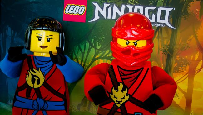 Legoland Windsor free entry in October for people with same