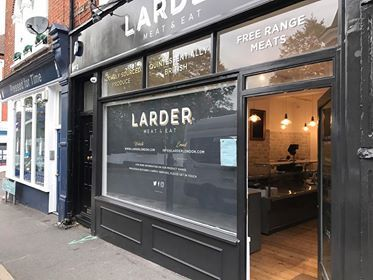Larder will open this Wednesday