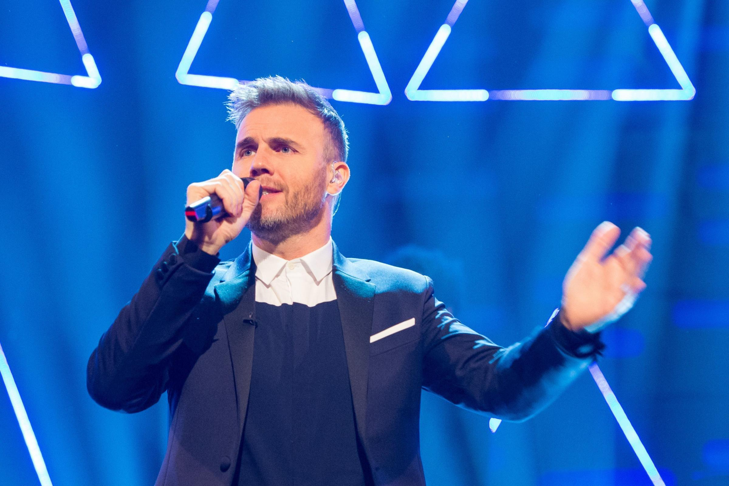 Gary Barlow will be on a solo tour in 2018