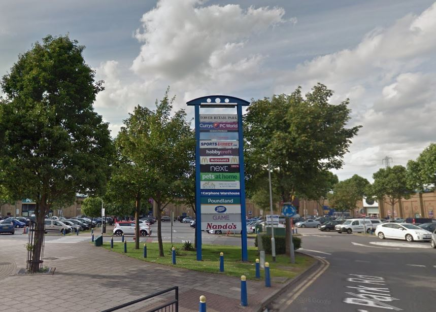 Tower Retail Park
