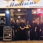 News Shopper: The Madison's team with an OMG burger