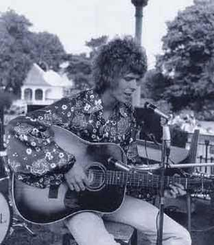 News Shopper: David Bowie appeared at Bromley's first-ever open air concert in 1969
