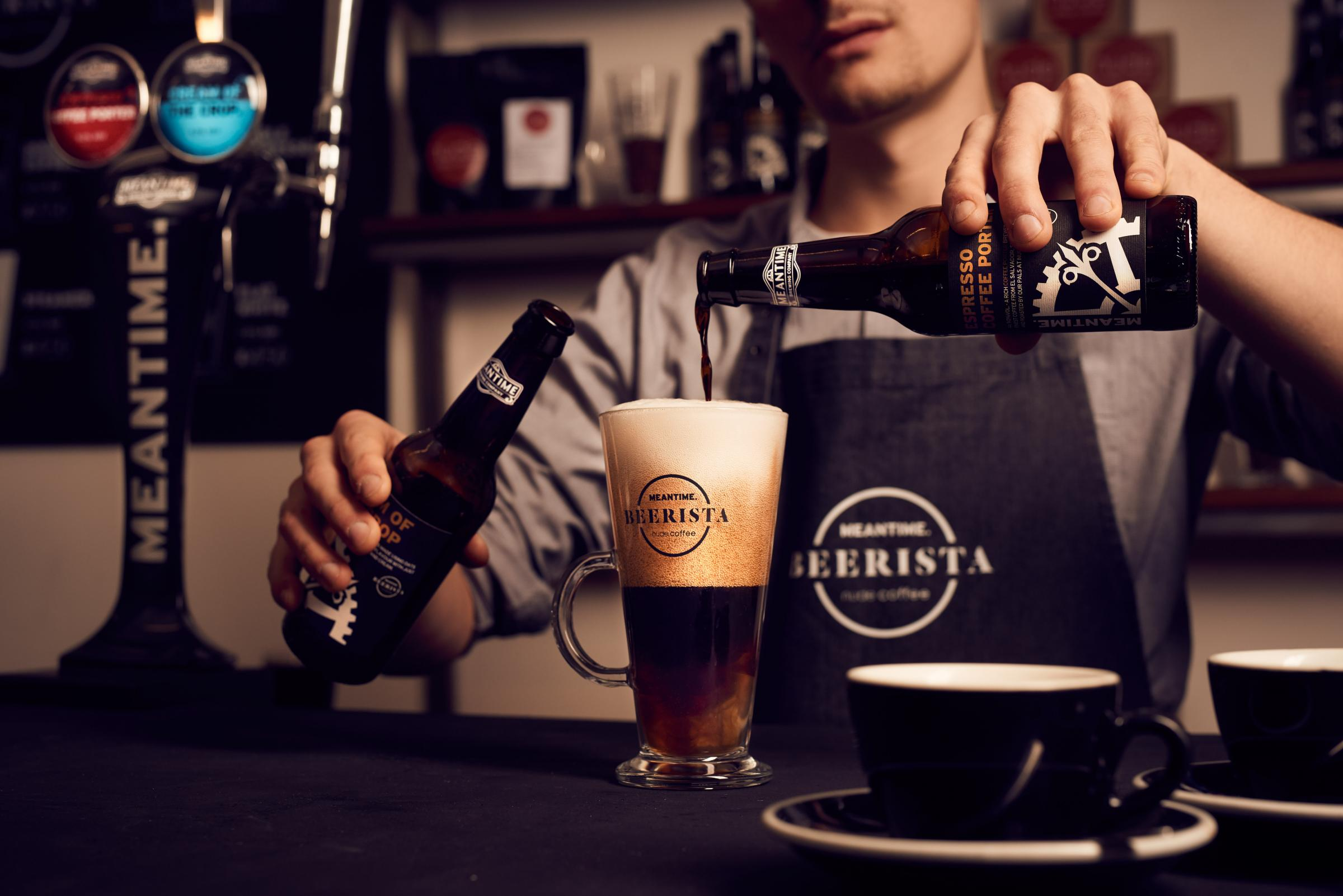 Latt-ale is the new phenomenon for coffee and beer connoisseurs