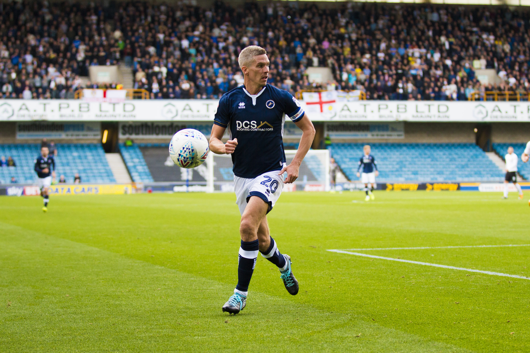 Steve Morison | Picture: Benjamin Peters Photography